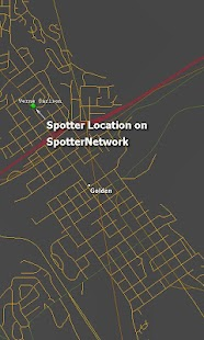 Location App to SpotterNetwork- screenshot thumbnail
