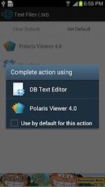 Default App Manager Lite Screenshot 4
