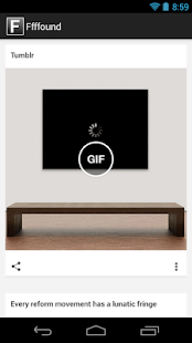 Ffffound LITE - screenshot thumbnail