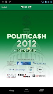 Politicash 2012 - screenshot thumbnail