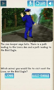 A Day at the Zoo - screenshot thumbnail