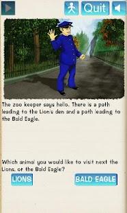 A Day at the Zoo - screenshot thumbnail