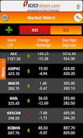 Screenshot of Mobile Trading ICICIdirect.com