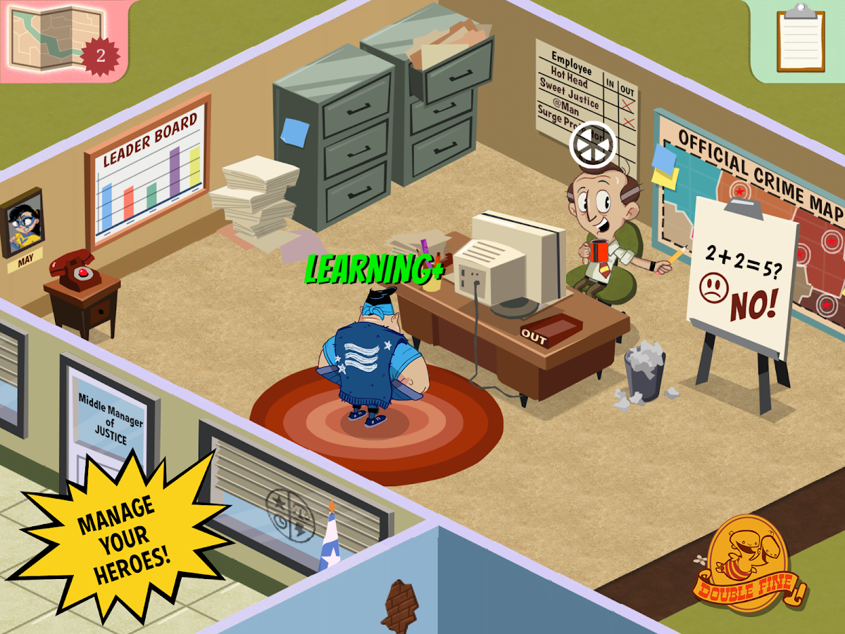 Middle Manager of Justice - screenshot