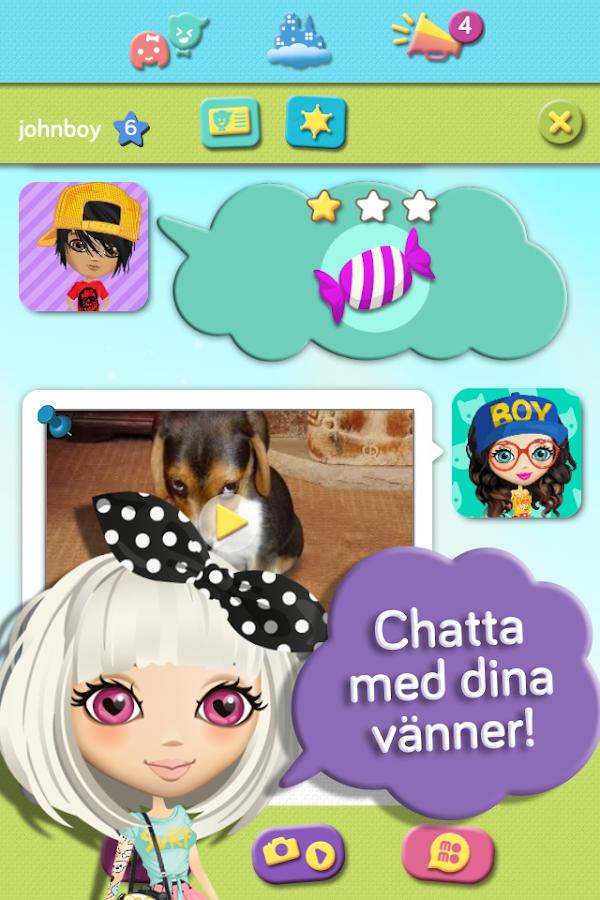 eskorts hitta nya vänner app