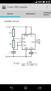 Electronics Toolbox - náhled