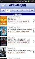 Screenshot of Apollo-Kino Center Ibbenbüren