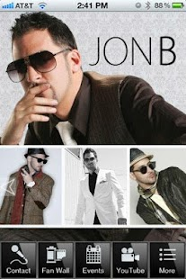 Jon B- screenshot thumbnail