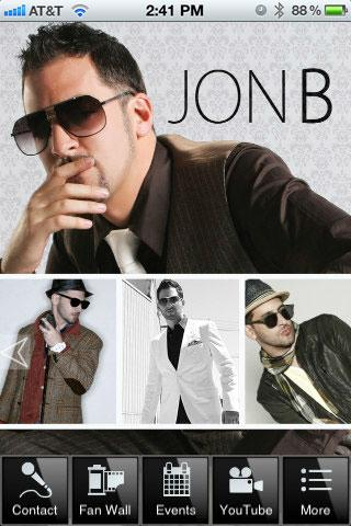 Jon B- screenshot