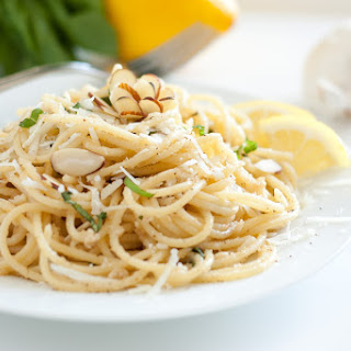 Browned Butter Lemon Pasta – A 15 Minute Meal