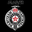 Partizan Beograd Digital Clock icon