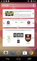 Screenshot of ECB Cricket