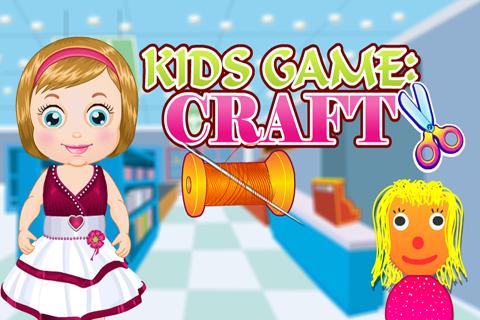 Kids Game : Craft