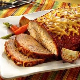 Chipotle Cheddar Meatloaf