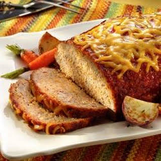 Chipotle Cheddar Meatloaf.