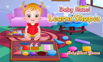 Screenshot of Baby Hazel Learns Shapes