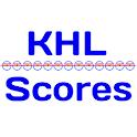 KHL Scores logo