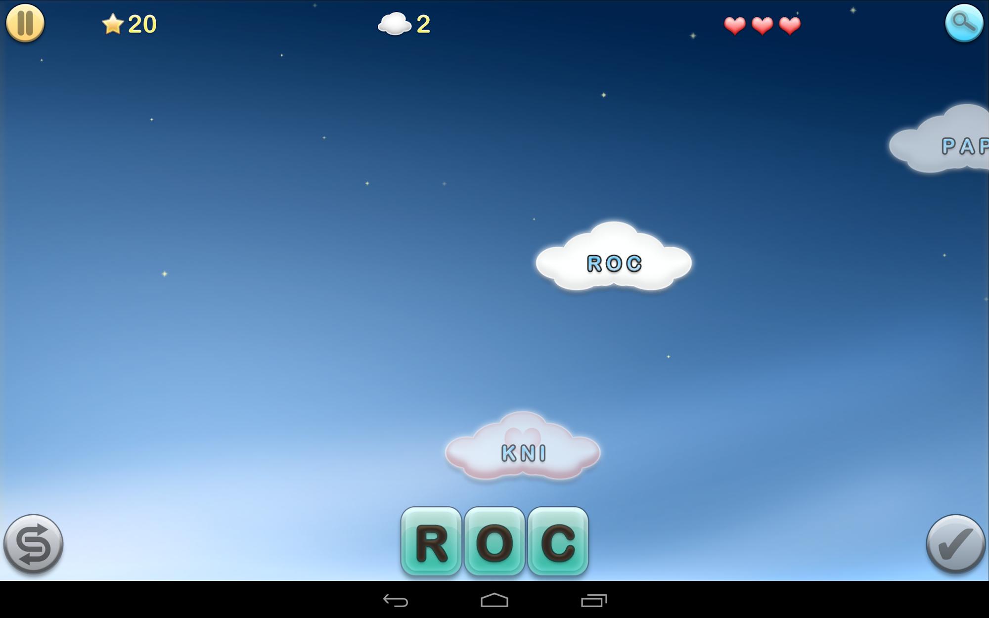 Jumbline 2 - word game puzzle screenshot #8