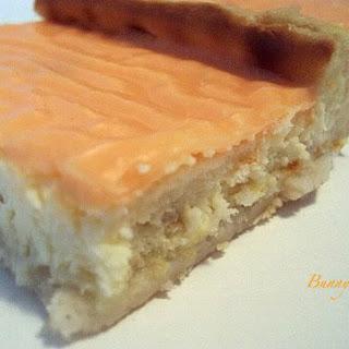 Orange Cream Dessert Squares Recipe