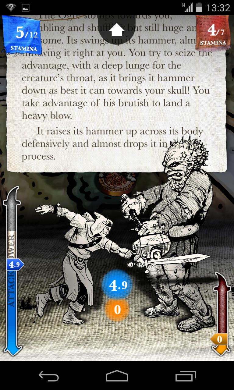 Sorcery! screenshot #2