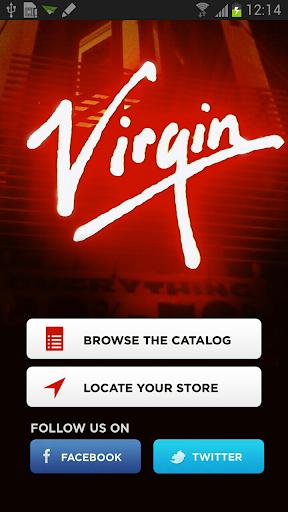 Virgin Megastore Magazine