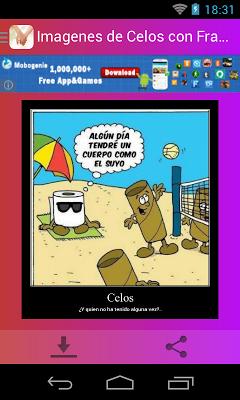 Imagenes de Celos con Frases - screenshot