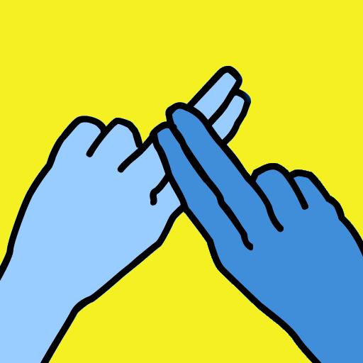 FingerSpell LOGO-APP點子