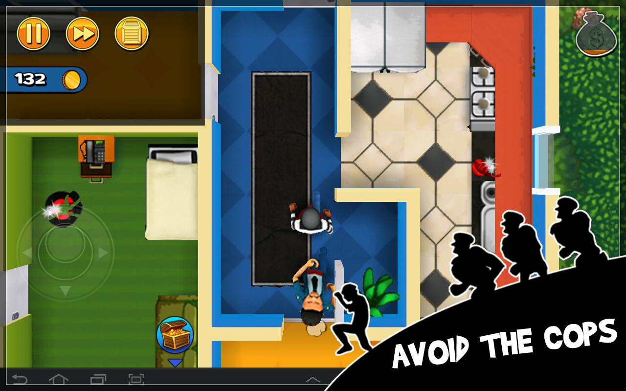Robbery Bob Free AJA screenshot #17