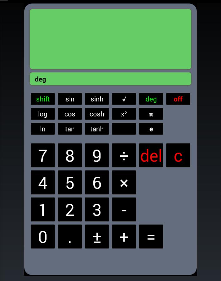 free calculator on google