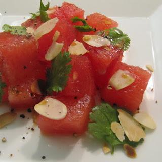 Savory Summer Watermelon Salad