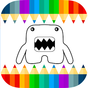 Kids Coloring Pages Monsters for PC and MAC