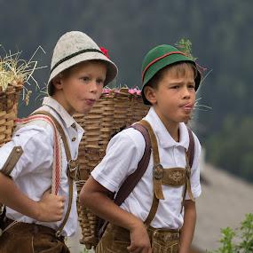 Wondering by Eva Lechner - Babies & Children Children Candids ( boys, wonder, children, candid, expressions,  )
