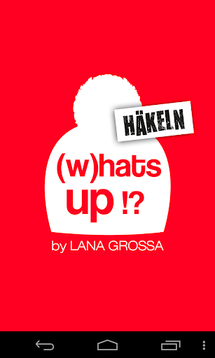 W hats up - Häkeln