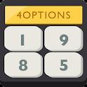 4Options - Math game icon