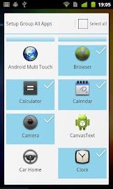ADW.Launcher Screenshot 4