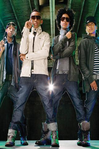Mindless Behavior Wallpaper Screenshots