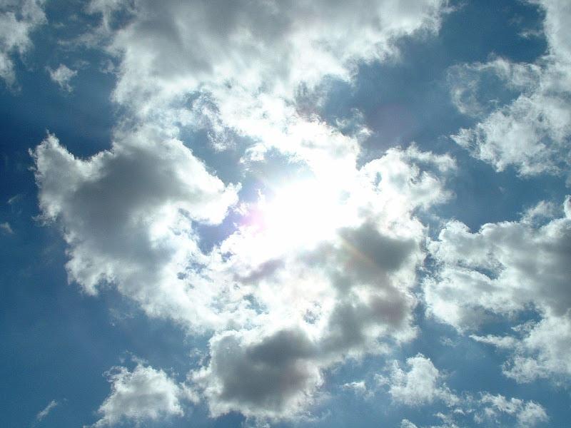 Fotos Gratis Cielos - Nubes blancas