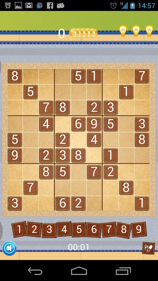 Empire Of Sudoku - Single - screenshot