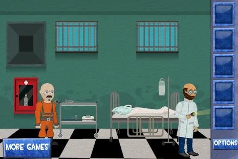 越獄密室逃脫之削腎客的救贖- 史上最奇葩的解密遊戲 解謎 App-愛順發玩APP