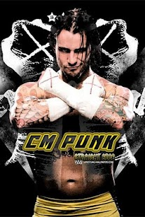 WWE SUPERSTAR CM PUNK - screenshot thumbnail