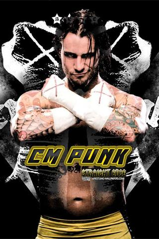 WWE SUPERSTAR CM PUNK - screenshot