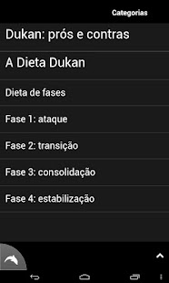 Dukan Dieta - screenshot thumbnail