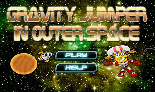 Gravity Jumper In Outer Space