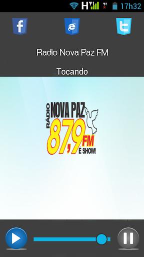 Rádio Nova Paz FM