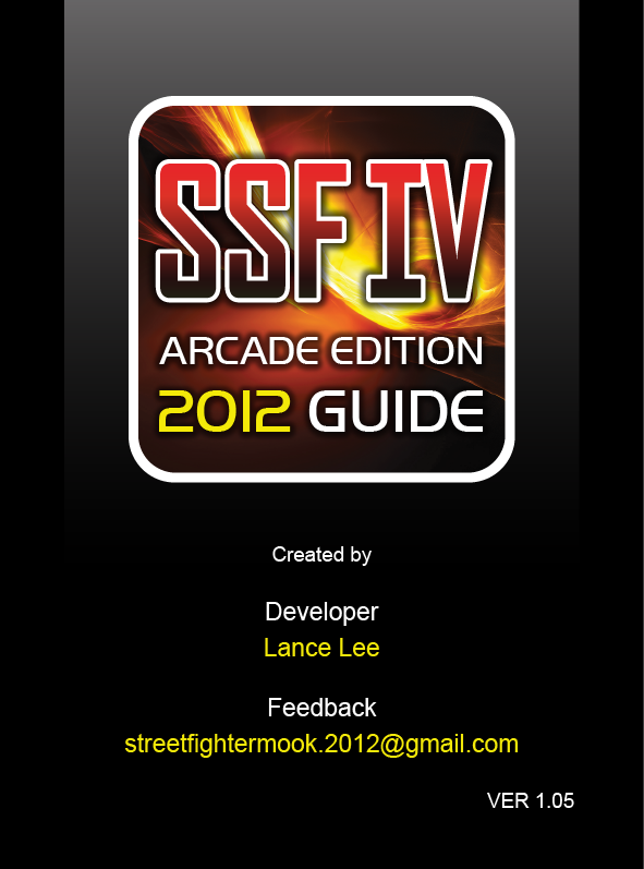 SSF4 AE V2012 Guide - screenshot