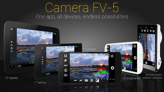 Camera FV-5 Lite Screenshot 40
