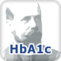 HbA1c calculator logo