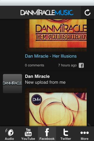 Dan Miracle Music- screenshot