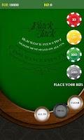 Screenshot of Blackjack Lite
