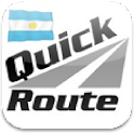 Quick Route Argentina icon